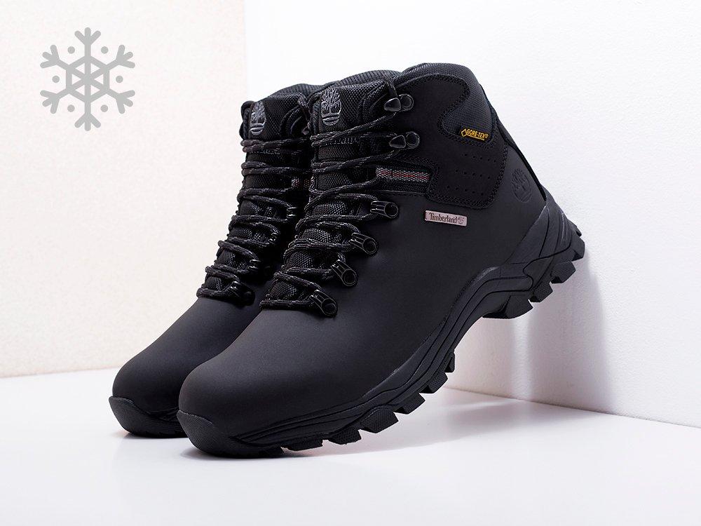 Ботинки Timberland цвет Черный купить по цене 3320 рублей в интернет-магазине clb.outmaxshop.ru с доставкой ☑️